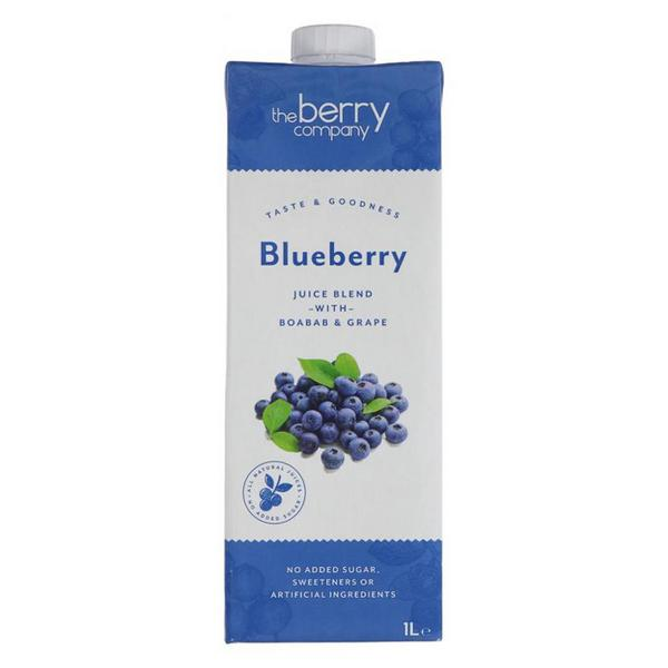 Blueberry Juice Drink Vegan