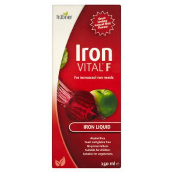 Ironvital F Liquid Tonic Gluten Free
