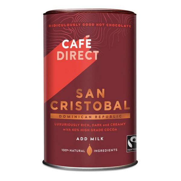 Hot Chocolate San Cristobal FairTrade