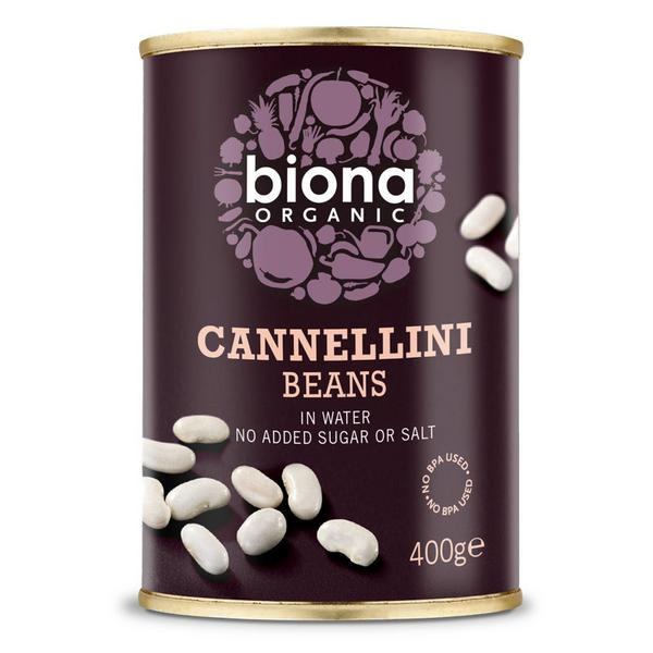 Cannellini Beans In Water no added salt, no added sugar
