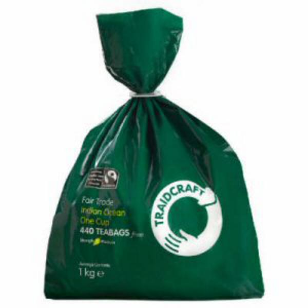 One Cup Everyday T-Bags Catering Size FairTrade