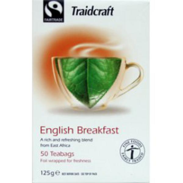 English Breakfast Tea FairTrade