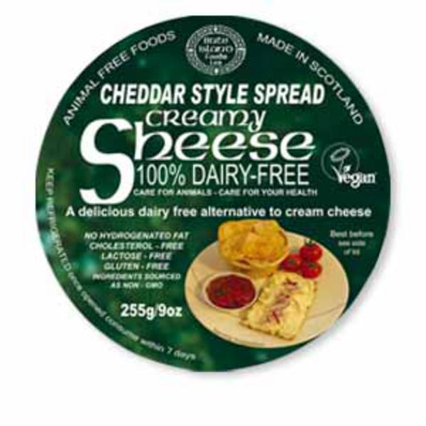 Original Cream Sheese Dairy Free Cheese dairy free, Gluten Free, Vegan