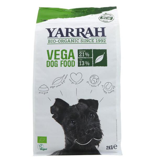 Vegetarian Dog Food ORGANIC