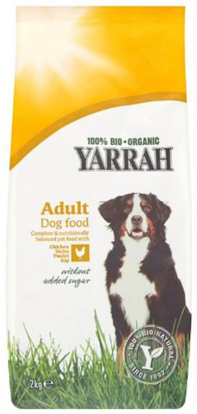 Chicken Dog Food no added sugar, ORGANIC