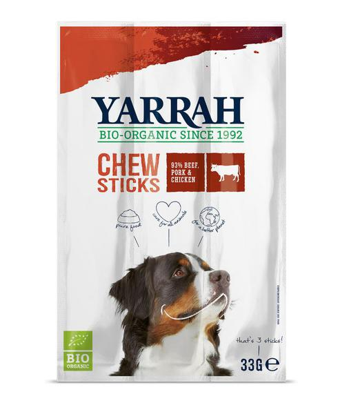 Dog Food Chew Stick ORGANIC