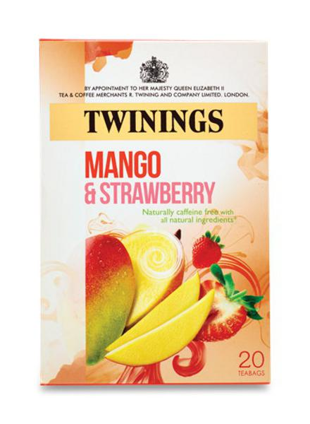 Mango & Strawberry T-Bags  image 2