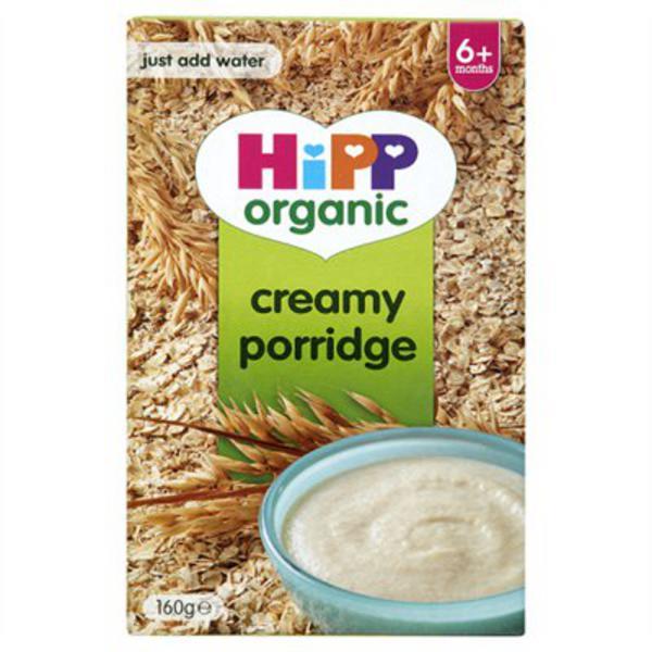 Creamy Porridge ORGANIC
