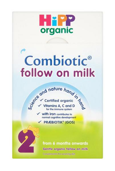 Follow On Milk ORGANIC