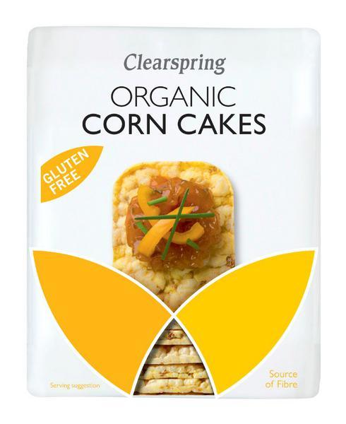 Corn Cakes ORGANIC