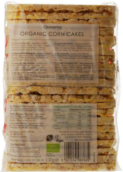 Corn Cakes ORGANIC image 2