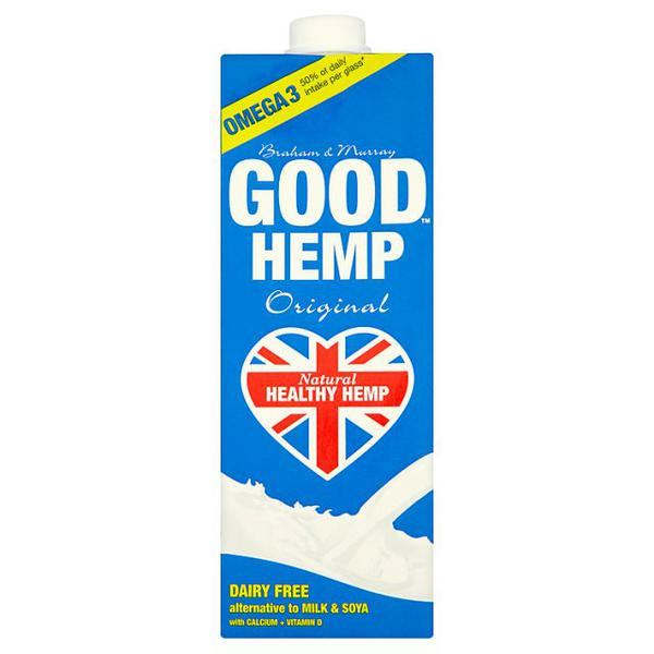 Hemp Drink dairy free, Vegan