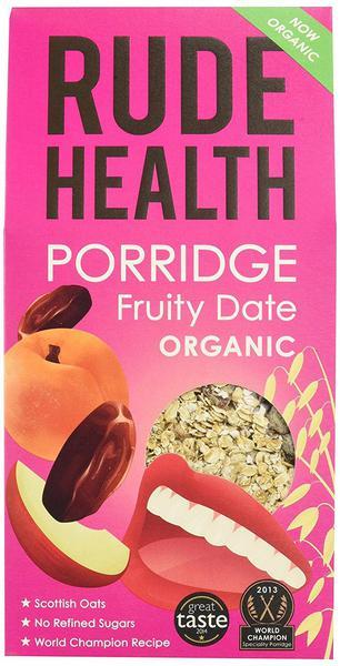 Fruity Date Porridge no added salt, no added sugar, wheat free, ORGANIC
