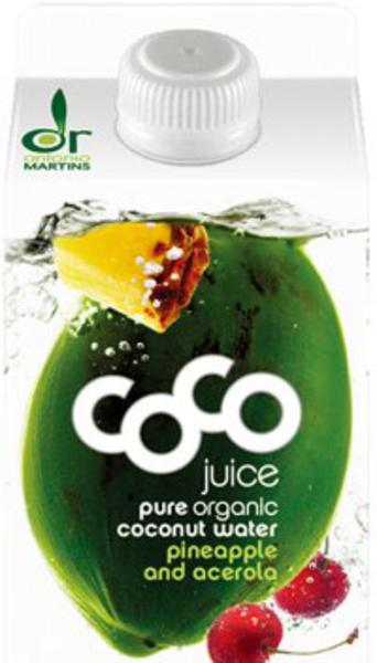 Coconut Water With Pineapple & Acerola ORGANIC