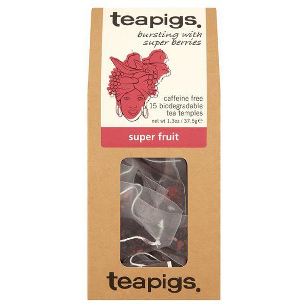 Hibiscus & Elderberry Superfruit Tea