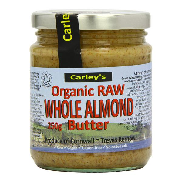Raw Almond Nut Butter ORGANIC