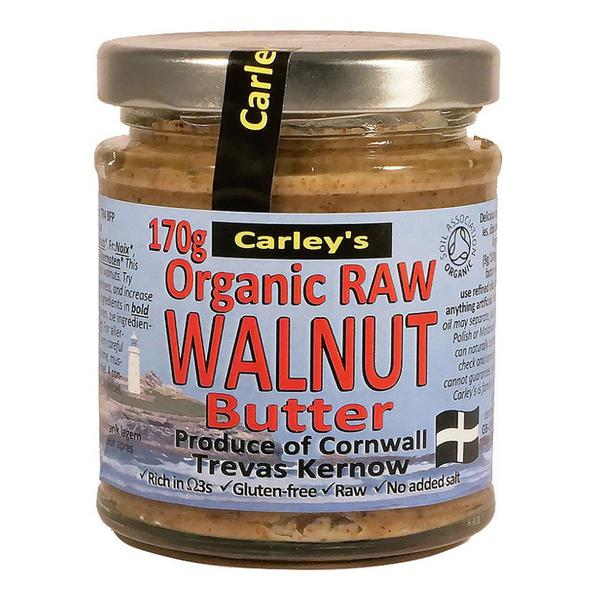 Raw Walnut Nut Butter ORGANIC
