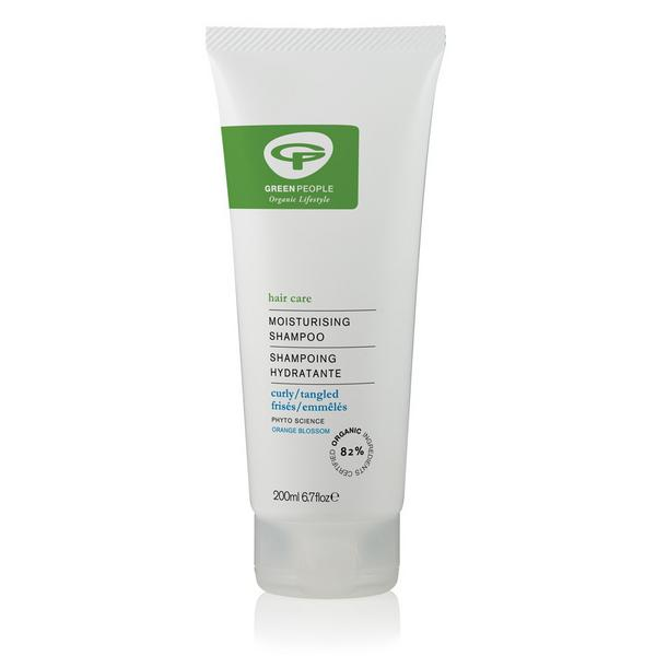 Moisturising Shampoo Vegan, ORGANIC