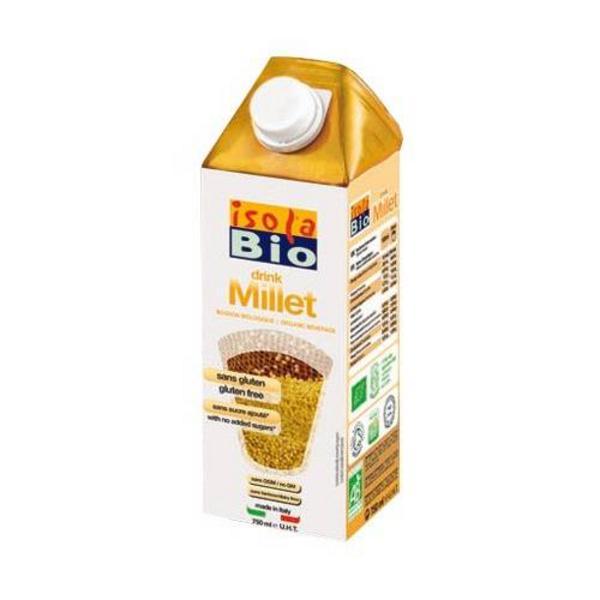 Millet Drink Gluten Free, ORGANIC image 2