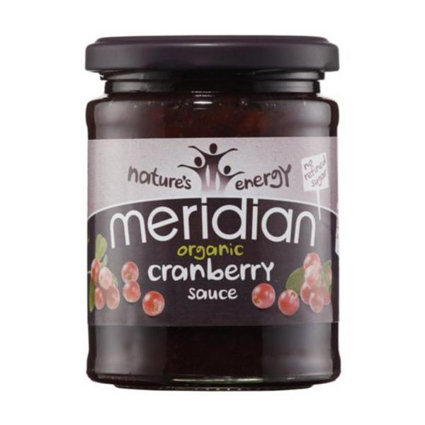 Cranberry Fruit Sauce no added sugar, ORGANIC