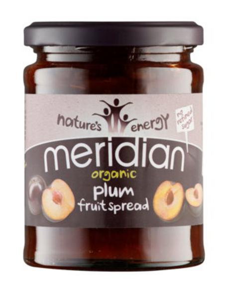 Plum Fruit Spread no sugar added, ORGANIC