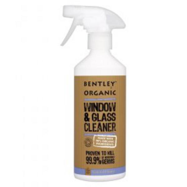Window & Glass Cleaner ORGANIC