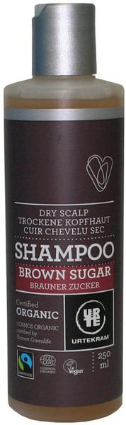 Brown Sugar Shampoo FairTrade, ORGANIC