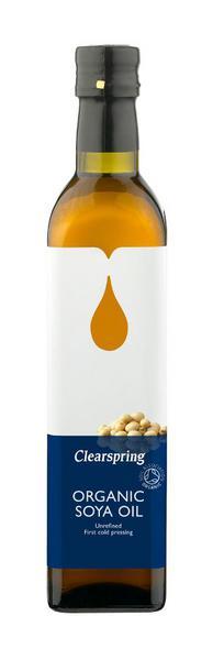 Soya Oil ORGANIC