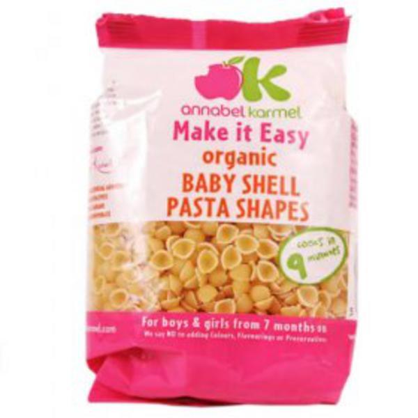 Baby Pasta Shells ORGANIC