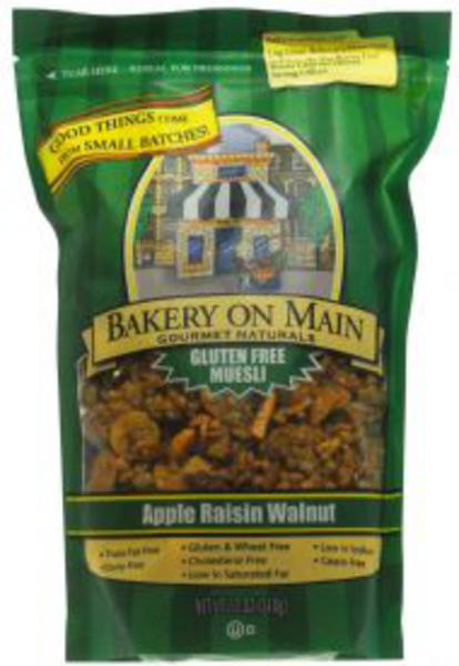Apple & Raisin Granola Cereal Gluten Free