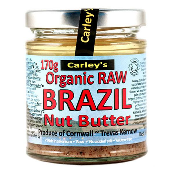 Brazil Nut Butter Raw ORGANIC