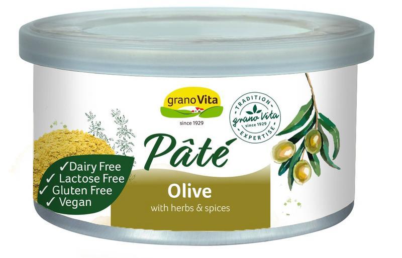 Olive Pate Gluten Free
