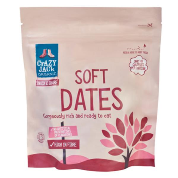 Soft Dates Ready to Eat ORGANIC