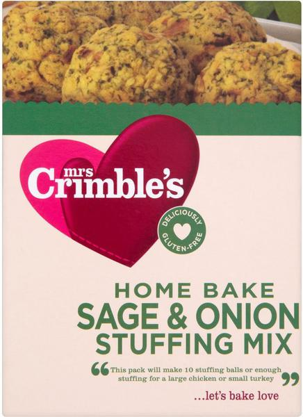 Sage&Onion Stuffing Mix gluten free, Vegan