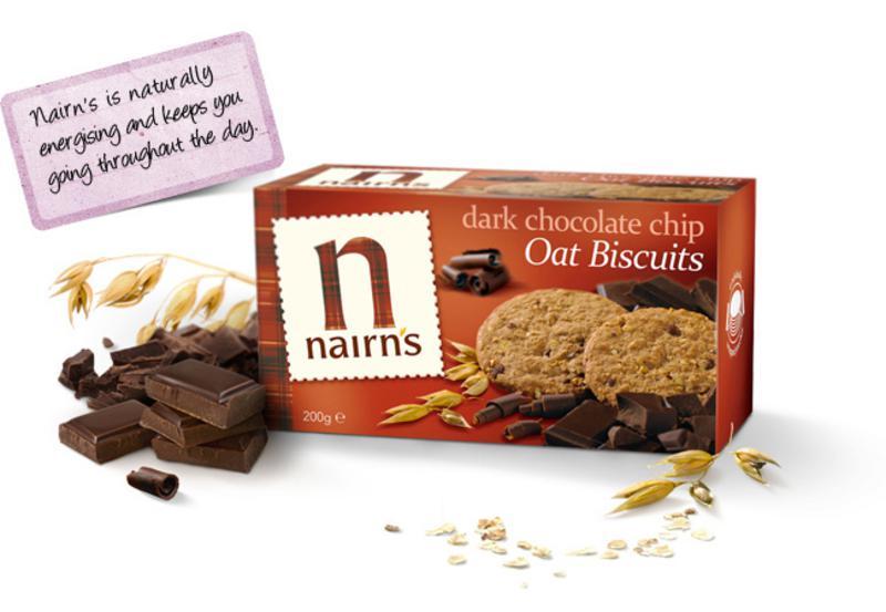 Dark Chocolate Chip Biscuits wheat free