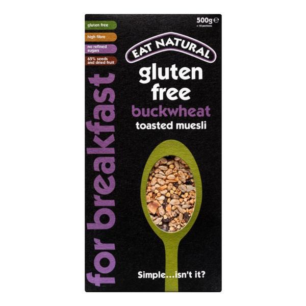 Eat Natural Gluten Free Muesli