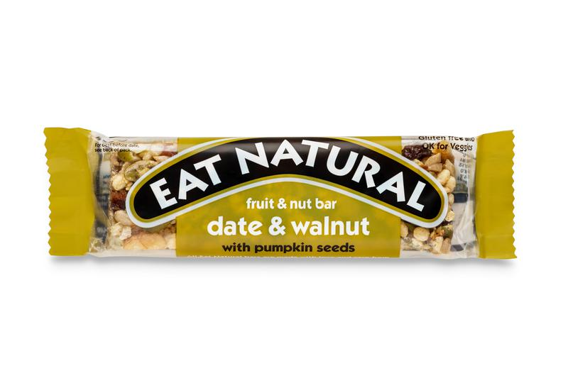 Date & Walnut Snackbar