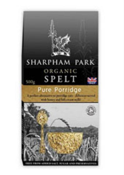 Spelt Porridge ORGANIC