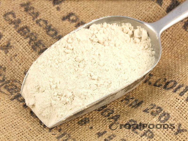 White Teff Flour wheat free, ORGANIC