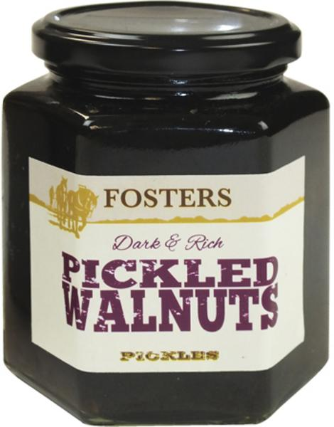Pickled Walnuts Vegan