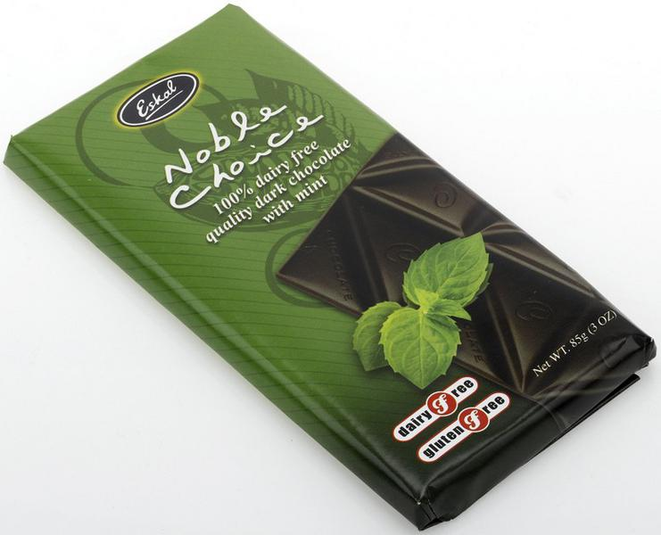 Mint Chocolate Noble Choice dairy free, Gluten Free