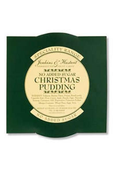 Christmas Pudding no added sugar