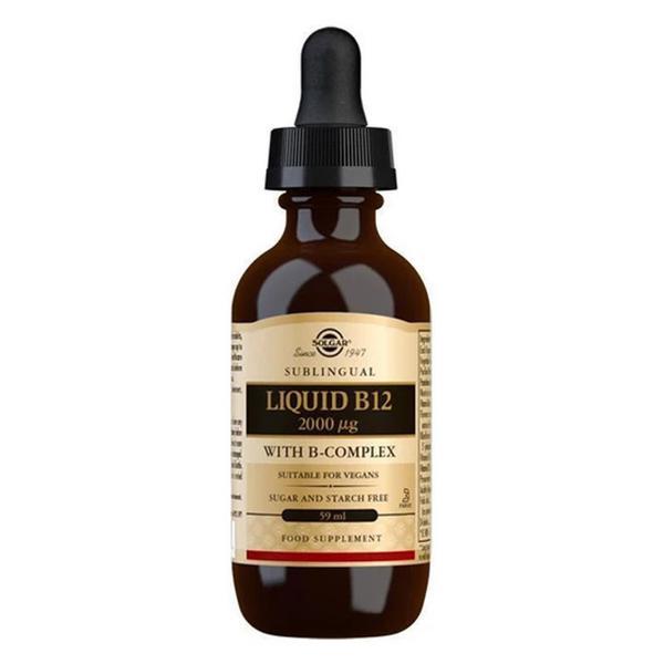 Vitamin B 12 With B-Complex Liquid Vegan
