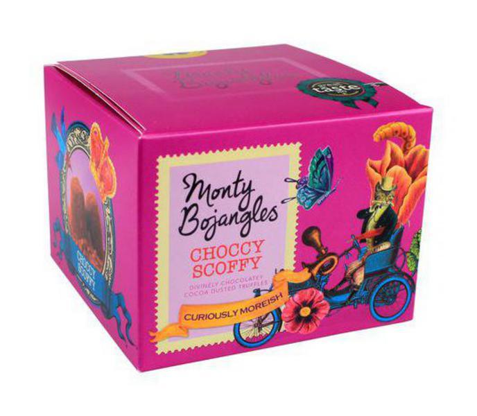 Choccy Scoffy Chocolate Truffles