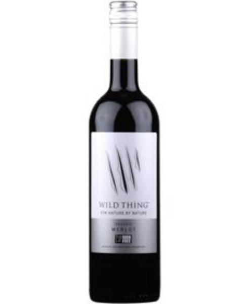 Merlot Wine Red 13.5% Spain Vegan, ORGANIC