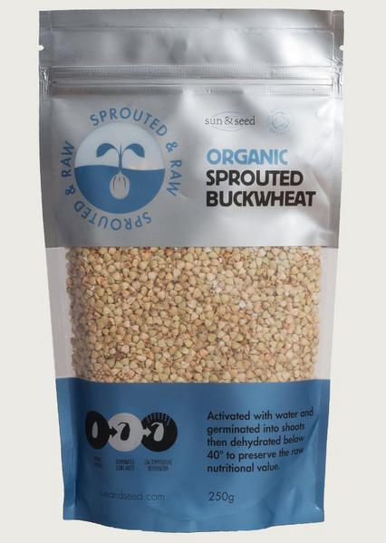 Buckwheat Sprouted
