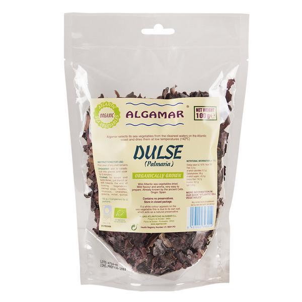 Dulse Seaweed ORGANIC