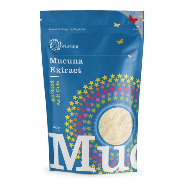 Raw Mucuna Powder Vegan