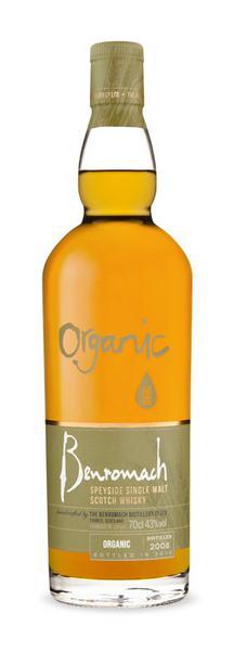 Whisky Malt Single 43% Vegan, ORGANIC