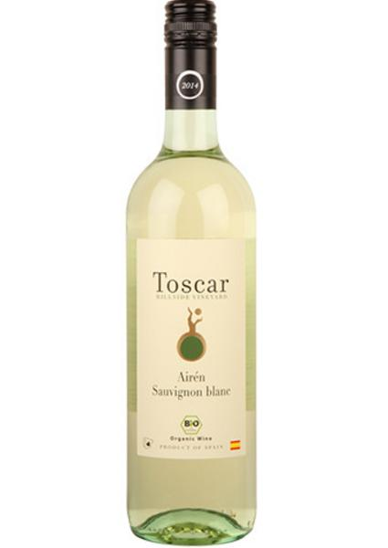 Sauvignon Blanc Airen Wine Spain ORGANIC